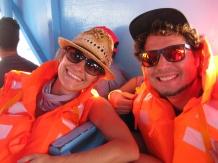 Boracay, Überfahrt, Philippinen