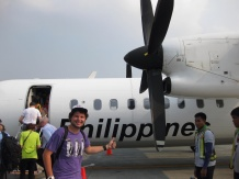 Manila, Propellerflugzeug, Philippinen