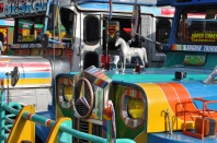 Baguio, Jeepneys, Philippinen