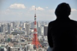 Japan, Tokyo, City View Roppongi Hills