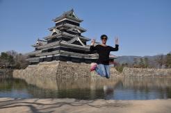 Japan, Matsumoto, Matsumoto-jō