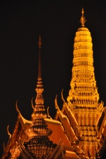 Thailand, Bangkok, Wat Phra Kaew