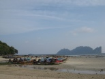 Thailand, Koh Phi Phi bei Ebbe