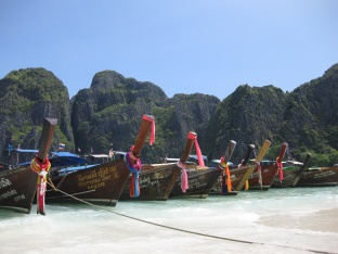 "Thailand, Koh Phi Phi Leh, ""The Beach"""