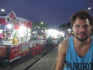 Thailand, Krabi, Food Stalls