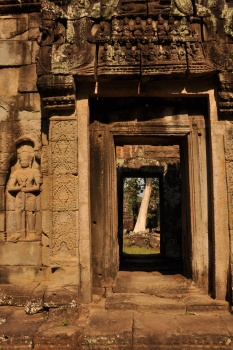 Cambodia, Banteay Kdei