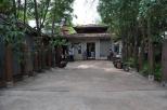 Cambodia, Siem Reap, Landminenmuseum