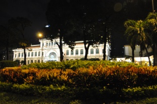 Vietnam, HCMC, Postgebäude