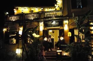Vietnam, Hoi An, Kolonialhäuser