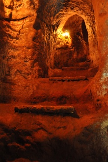 Vietnam, Vinh Moc Tunnel