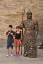 China, Mianshan, chinesischer Paparazzi