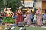 Hawaii, O'ahu, Hula. Dance