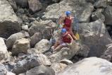Kolumbien, San Gil, River Rafting