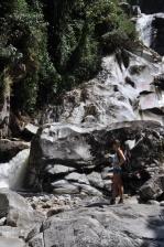 Kolumbien, Wasserfall